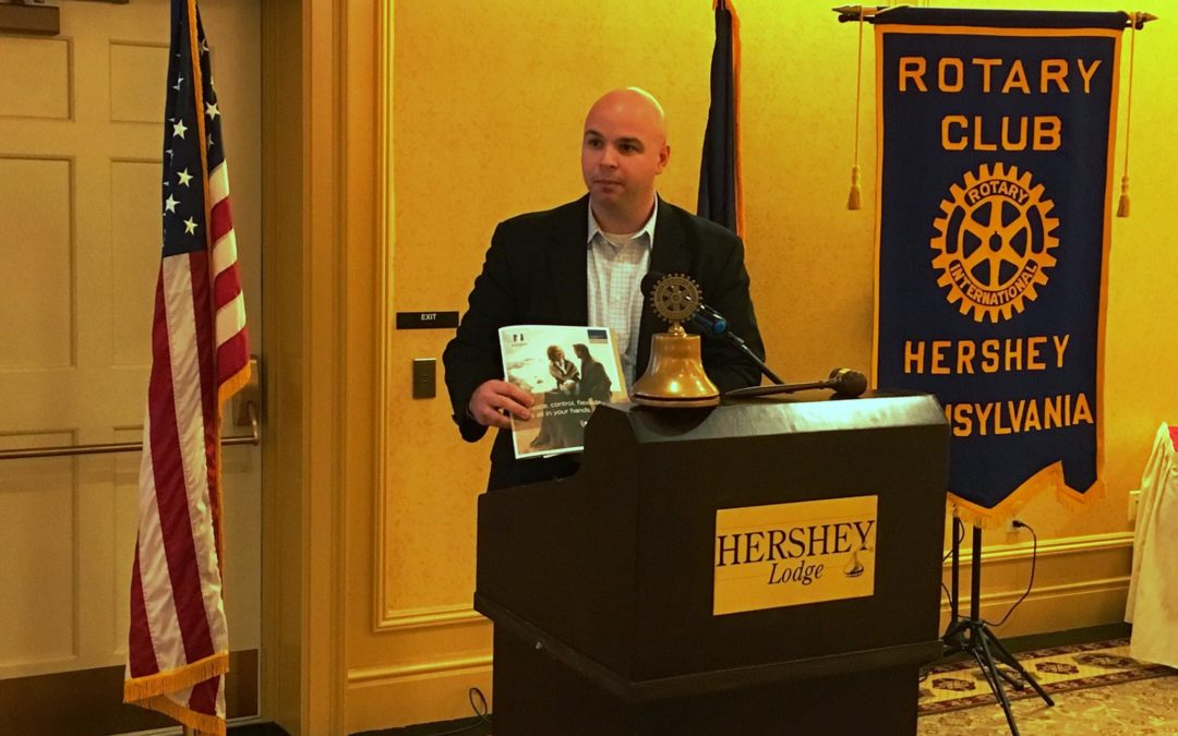 Special thanks to the Hershey Rotary Club